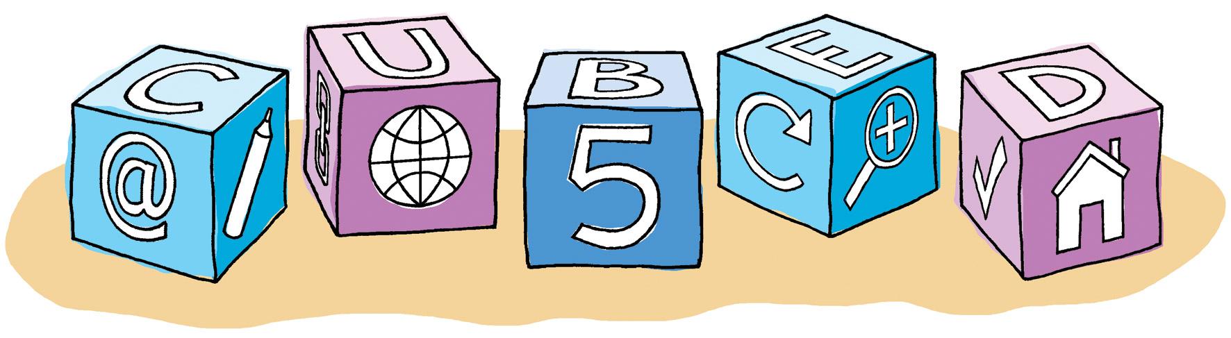 5ivecubed logo